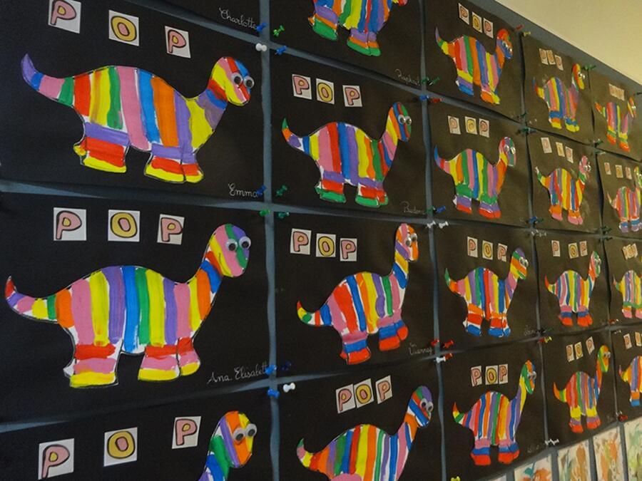 Sehr Un projet haut en couleurs avec les PS/MS | Ecole maternelle et  RR42